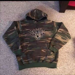 Other - Boys Camo silver Point hoodie Sweatshirt
